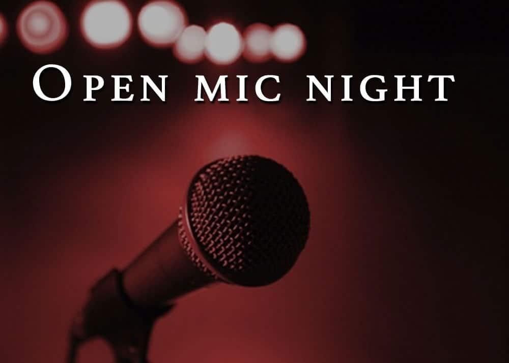 Open Mic Night with Jeremy St. John - Palate of Milford